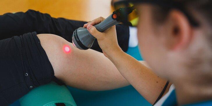 Neinvazívna bezbolestná hĺbková laseroterapia