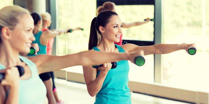 Kruhové polhodinové tréningy pre ženy