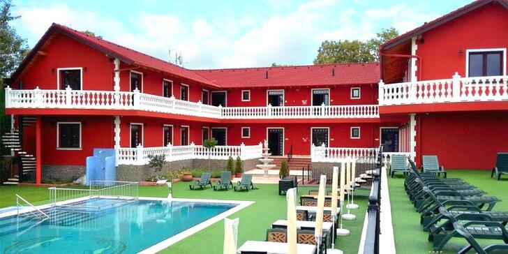 Úžasný letný relax v hoteli Artemis Resort Wellness Hotel**** v Štúrove