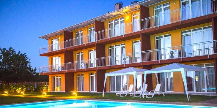 Rodinná dovolenka v modernom rezorte neďaleko Balatonu
