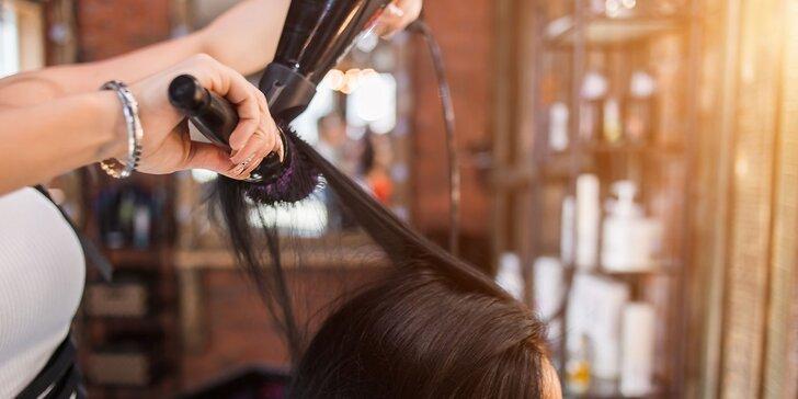 Dámsky strih či regenerácia pre vaše vlasy