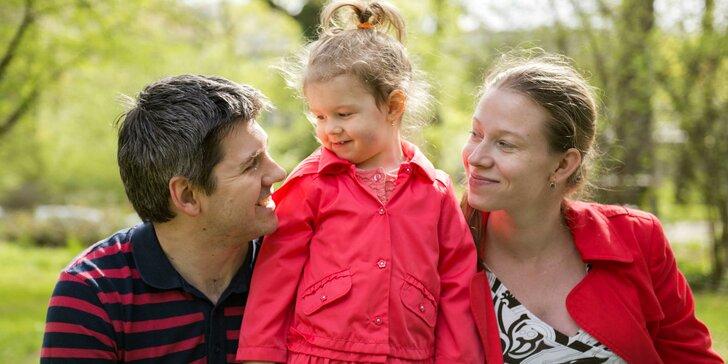 Fotky párov, budúcich mamičiek, detí i rodín!