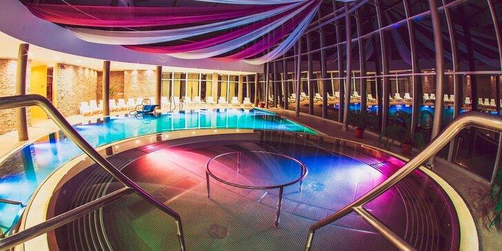 Júlový LAST MINUTE na 2 dni v Hoteli Aquatermal*** s polpenziou a neobmedzeným wellness + termálnym kúpaliskom na celé 2 dni
