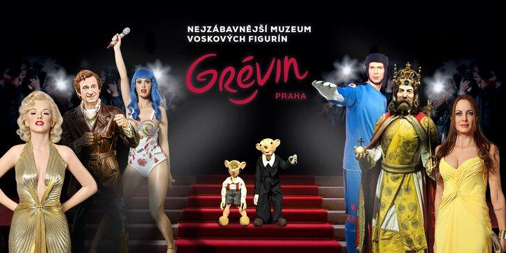 Grévin sa mení! Posledná možnosť vidieť aktuálne figuríny a urobiť si fotku