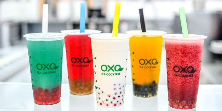 Zažeňte smäd obľúbenými čajmi od OXO Tea Cocktails