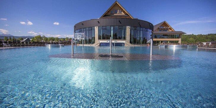 Oravská dovolenka v Hoteli Limba*** so zľavami na termálne kúpalisko a aquaparky v okolí