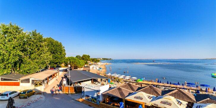 Hotel Koral Medulin - skvelá letná dovolenka plná zážitkov pri mori