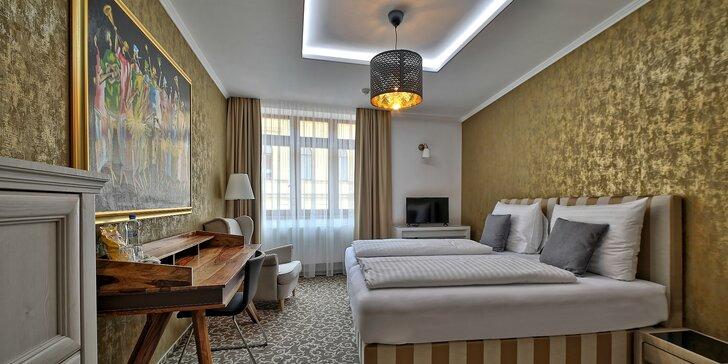 4-hviezdičkový pobyt v Hoteli pod Bránou s novovybudovaným wellness centrom