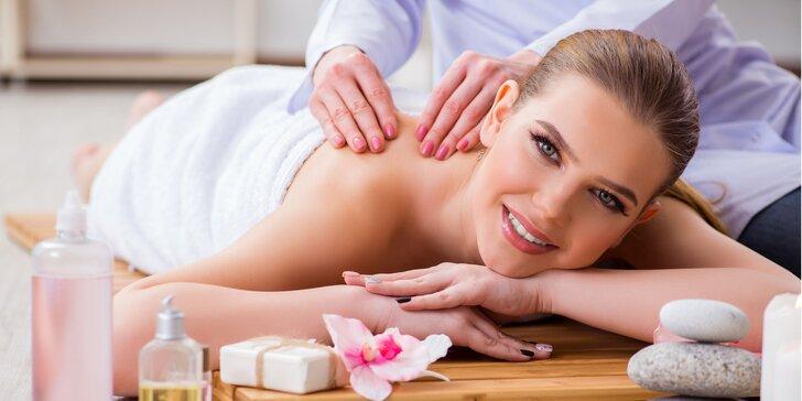 Uvoľňujúce masáže alebo lymfodrenážne tejpovanie