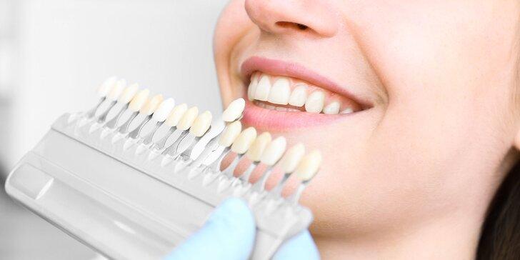 Laserové bielenie zubov Brilliant Smile