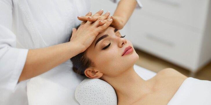Galvanické ošetrenie ALEBO manuálne čistenie pleti a masáž tváre