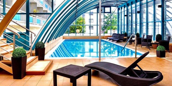 Jedinečný pobyt plný relaxu v Hoteli Magnólia**** v Piešťanoch