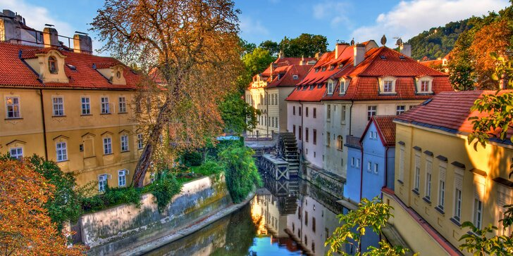 Jesenný oddych v Prahe: na dosah k Václavskému námestiu z Hotela Duo Praha****