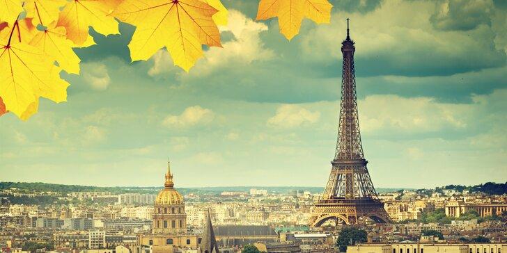 Paríž, hlavné mesto módy, lásky aj svetiel s návštevou Versailles