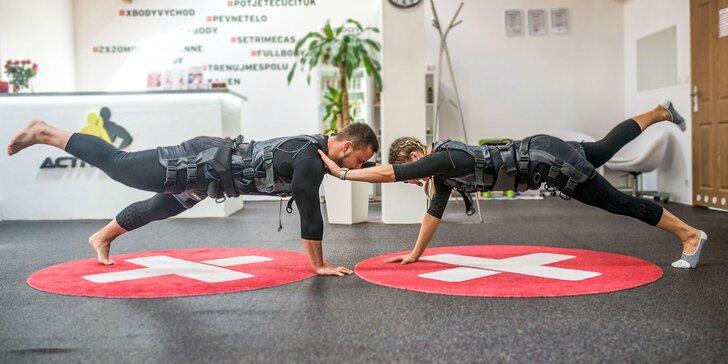 Efektívny XBODY tréning pre krásne a zdravé telo
