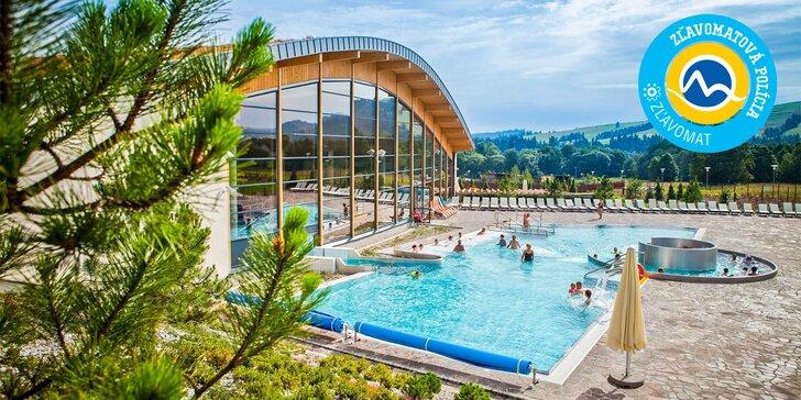 Vyhľadávaný Hotel Bania**** Thermal & Ski s neobmedzeným vstupom do Terma Bania