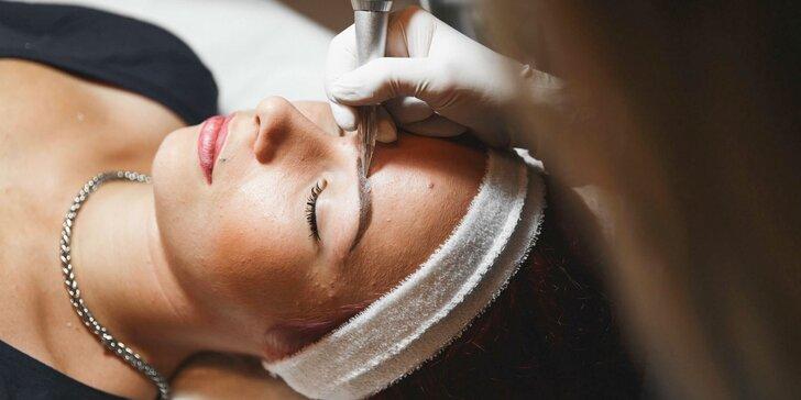 Permanentný make up - mikropigmentácia obočia, očných liniek, pier