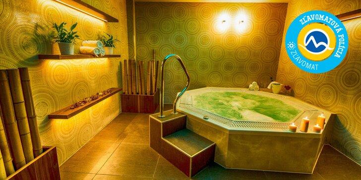 Jedinečný Miraj Resort**** s neobmedzeným Wellness & Spa a gurmánskou kuchyňou
