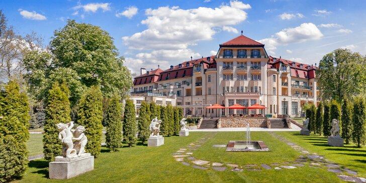 Health Spa Resort Thermia Palace***** v Piešťanoch: wellness pobyt osviežujúci telo aj myseľ
