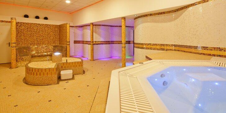 Wellness pobyt v pokojnej lokalite Oravy pre páry alebo rodiny v nových apartmánoch areálu Kemp Tília Gäceľ