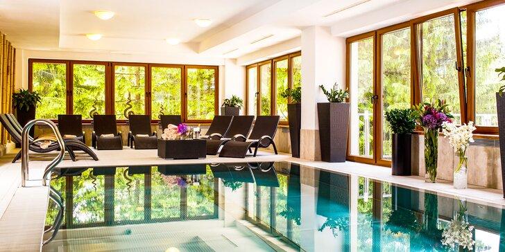 Luxusný wellness pobyt v boutique Hoteli FIS Jasná **** v NP Nízke Tatry
