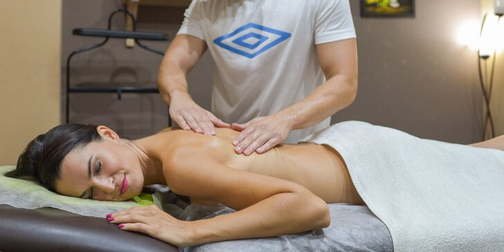 Vyberte si svoju masáž. Aj darčekové permanentky!