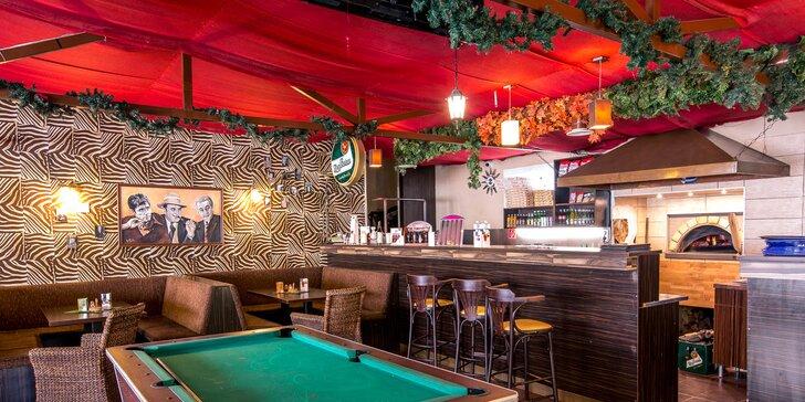 Pizza Grande Caffe, Bar Barbarelo