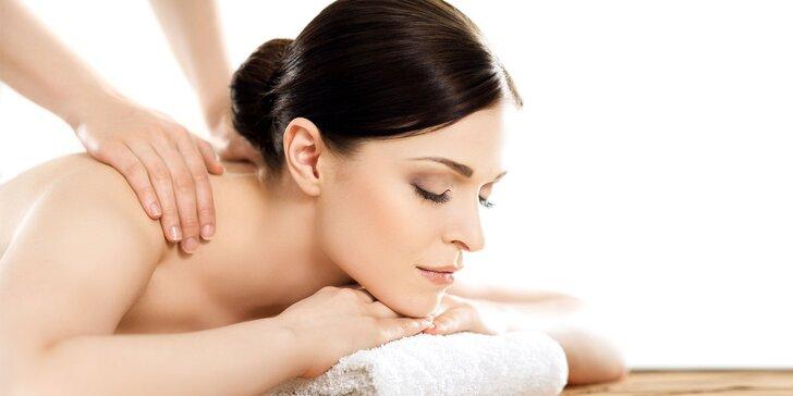 Švédska masáž, manuálna lymfodrenáž alebo anticelulitídová masáž