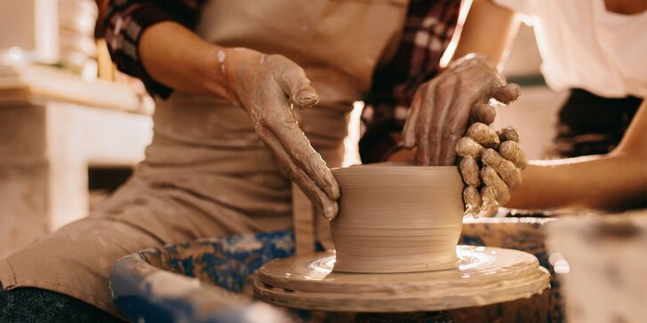 2-hodinový kurz keramiky a modelovania