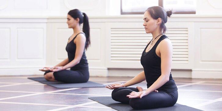 Individuálne fitness tréningy alebo power joga