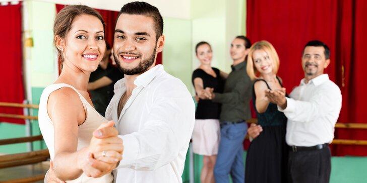 Tanečné a svadobné kurzy pre dospelých
