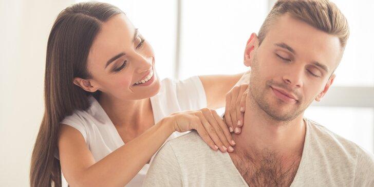 Online kurz klasickej relaxačnej masáže s extra bonusmi