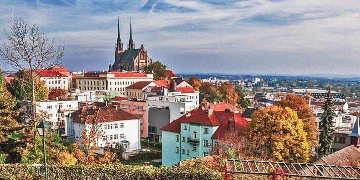 Príjemná dovolenka v krásnom prostredí Mariánskeho údolia na okraji Brna