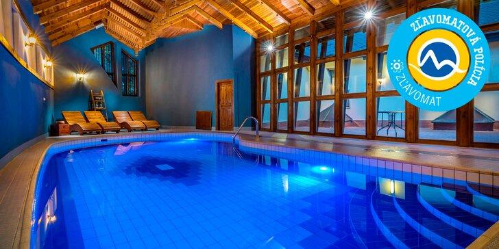 Oddychový pobyt v Hoteli BANKOV**** s wellness aj počas jesenných prázdnin