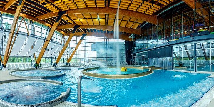 Pobyt v AquaCity Hoteli Season*** s neobmedzeným vstupom do všetkých bazénov aquaparku