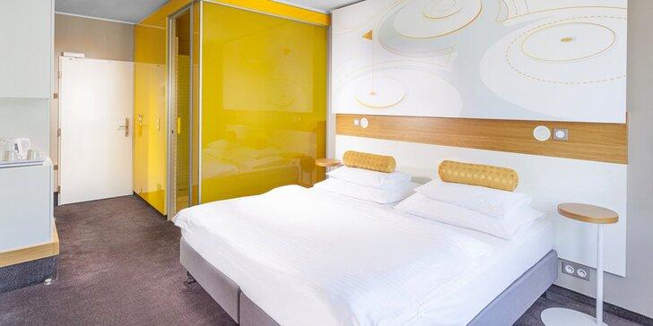 Jesenný alebo adventný pobyt s wellness procedúrami v pražskom hoteli Golf ****