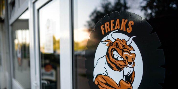 Freaks Burgers