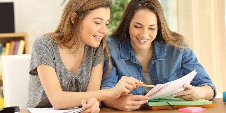 Individuálne hodiny anglického jazyka pre jednotlivcov