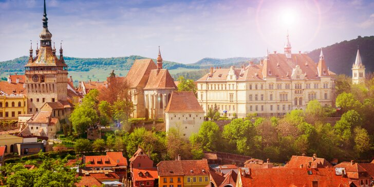 Okruh Transylvániou - návšteva TOP miest, ktoré by ste mali vidieť