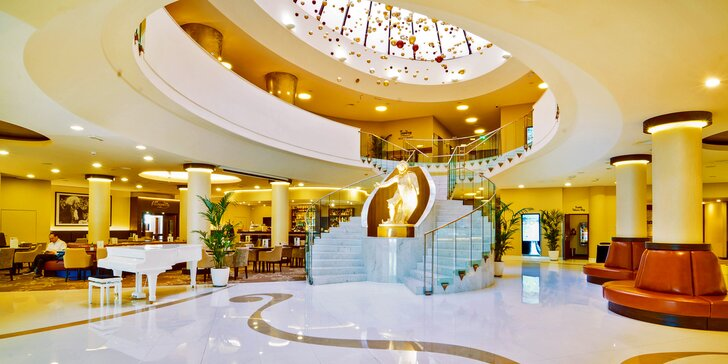 Pobyt v nadštandardnom pražskom hoteli Don Giovanni na Vinohradoch s raňajkami
