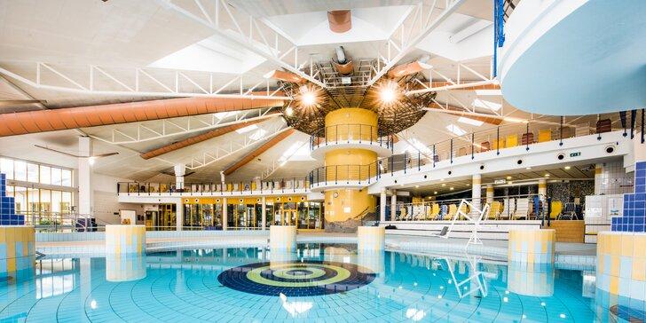 Pobyt v maďarskom kúpeľnom mestečku Sárvár s polpenziou v hoteli Wolf