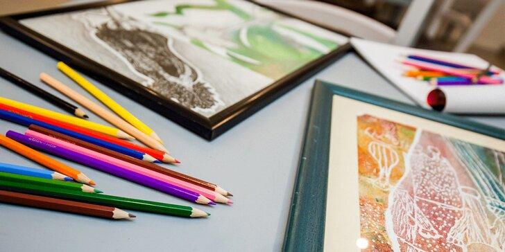 Tvorivé dielne pre rodiny s deťmi či kurzy patchworku