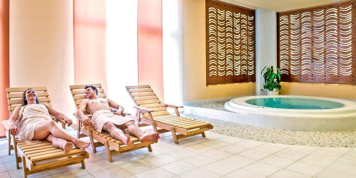 Pobyt s dlhou platnosťou v hoteli Jana, Přerov s neobmedzeným wellness