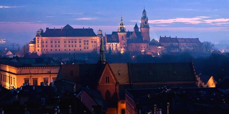 Romantický pobyt v historických Niepołomiciach neďaleko Krakova