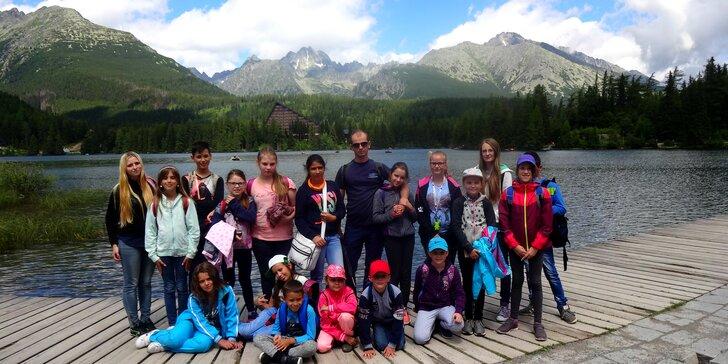 Víkendový pobyt plný zábavy pre deti a mládež vo Vysokých Tatrách