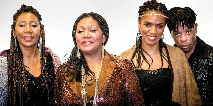 Vstupenky na státie na koncert Boney M. feat Liz Mitchell