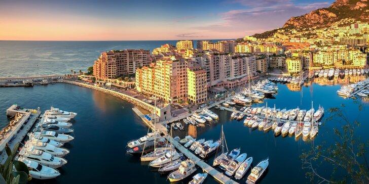 Zájazd do Nice, Monako, Saint Tropez a ešte omnoho viac!