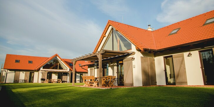 Jedinečný pobyt v tichom prostredí Golf Apartments Šajdíky s luxusným ubytovaním