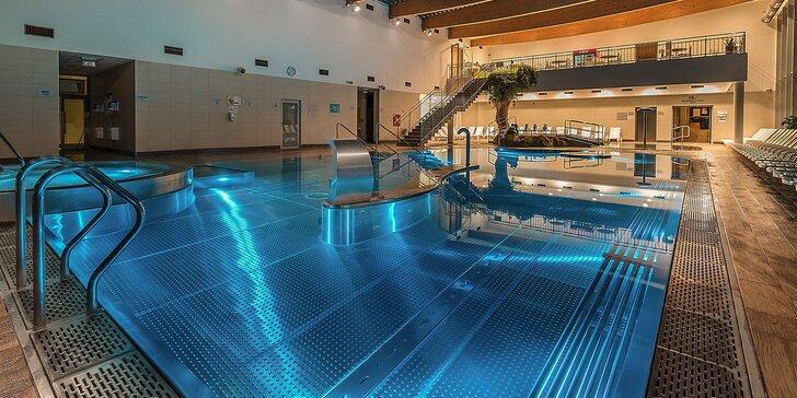 Wellness pobyt s neobmedzeným vstupom do vodného sveta Thermalparku Nitrava