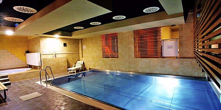 Pobyt s wellness a bazénom v centre Liptova v Hoteli Jánošík****